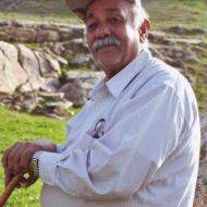 آهنگ زیبای دؤنه دؤنه از طهمورث خان کشکولی